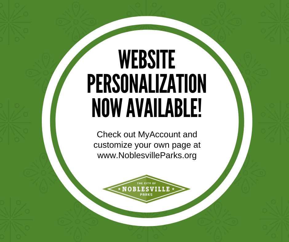 Website Personalization Available