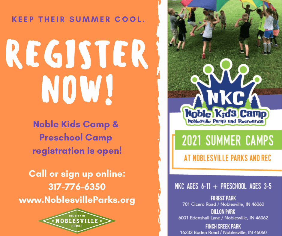 Summer Camp Registration 2021